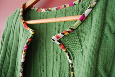 Sew Sally: Going Green