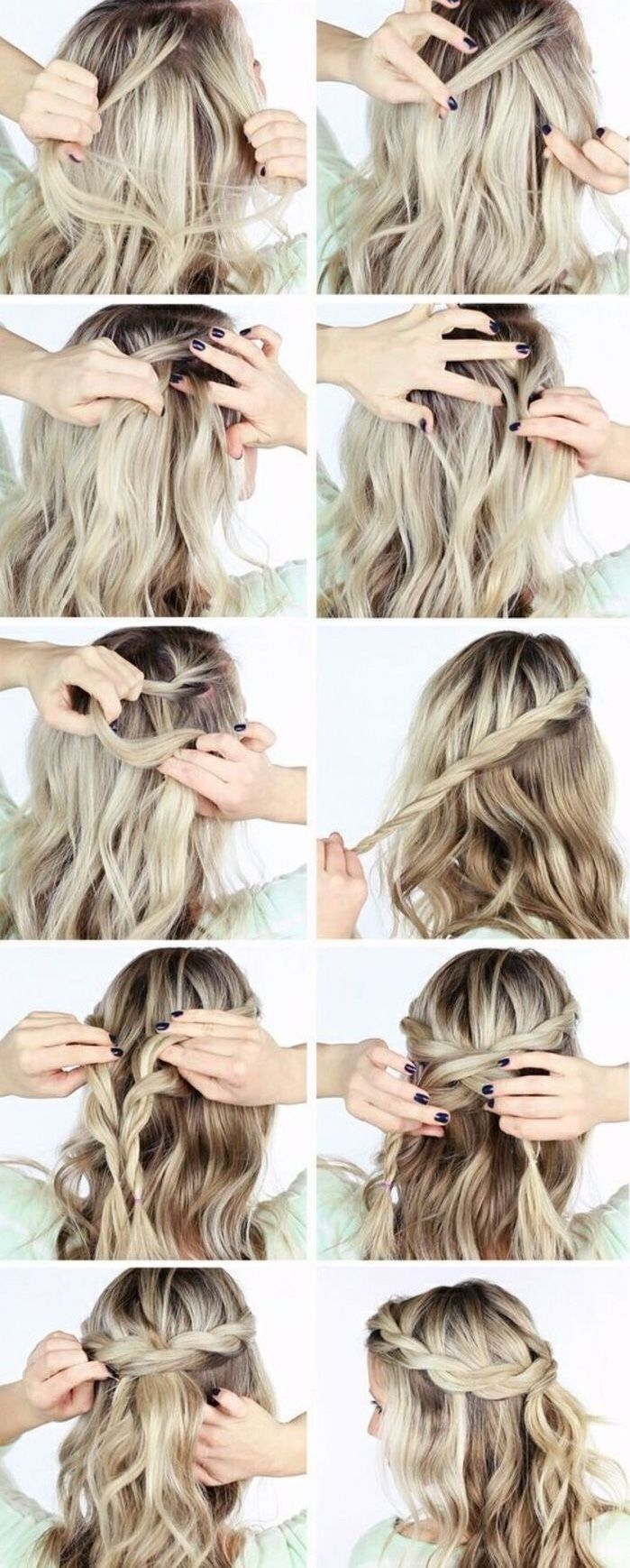 Pin by Kelly Raber on Hairstyles | Pinterest | Simple hairstyles