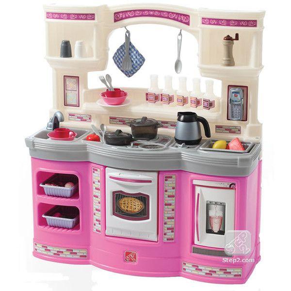 Pin by Brooke Gasser on Kids Rooms | Kids play kitchen, Kids ...