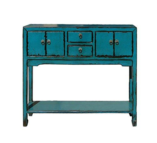 Chinese Rustic Bright Blue Narrow Slim Foyer Side Table Acs991 Table & Dining Set http://www.amazon.com/dp/B006QPLQUG/ref=cm_sw_r_pi_dp_7mfhwb0V47A3M