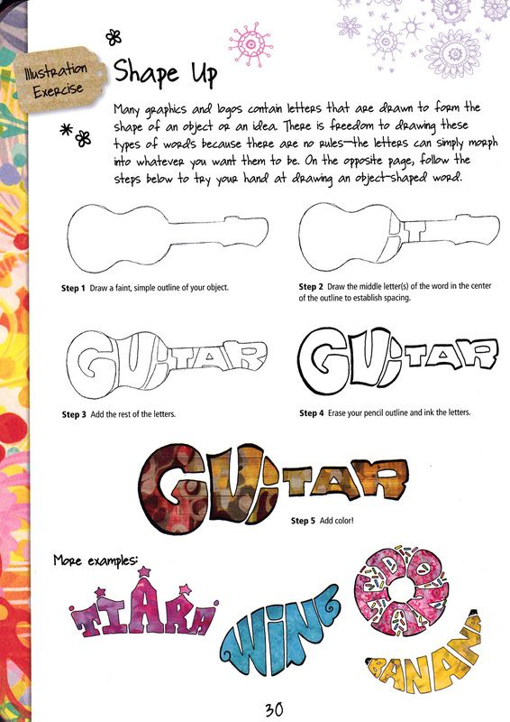 Word Shape Art Lesson *SUBSTITUTE*   ART LESSON IDEAS   Pinterest ...