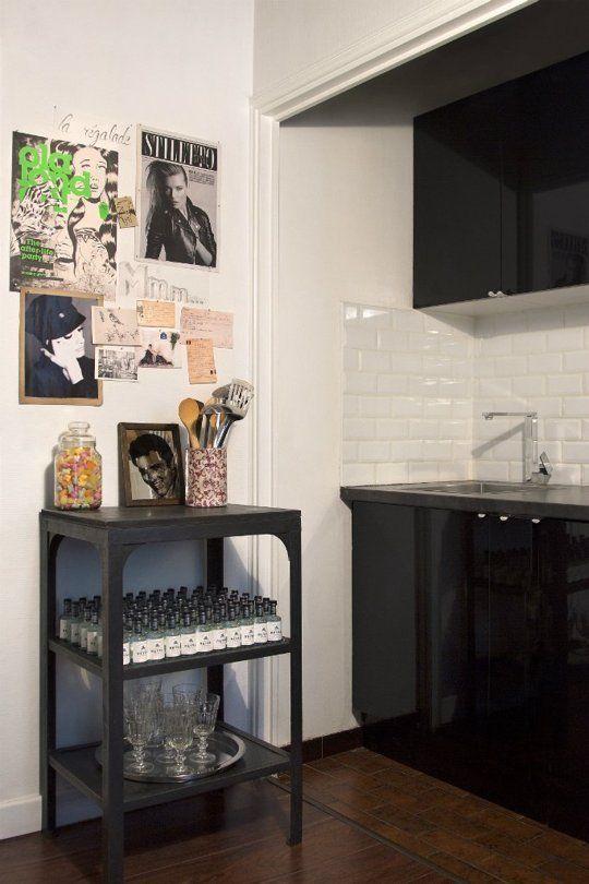 A Small Parisian Studio — Professional Project