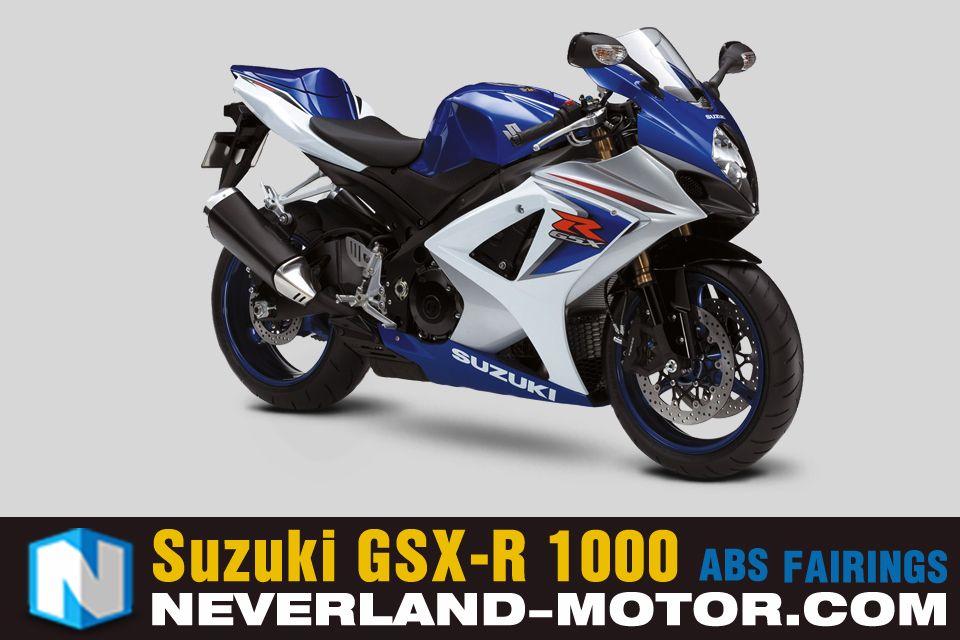 Suzuki Gsx R1000 2000 2002 K1 K2 Abs Fairings Suzuki Gsxr1000 Suzuki Gsx Suzuki