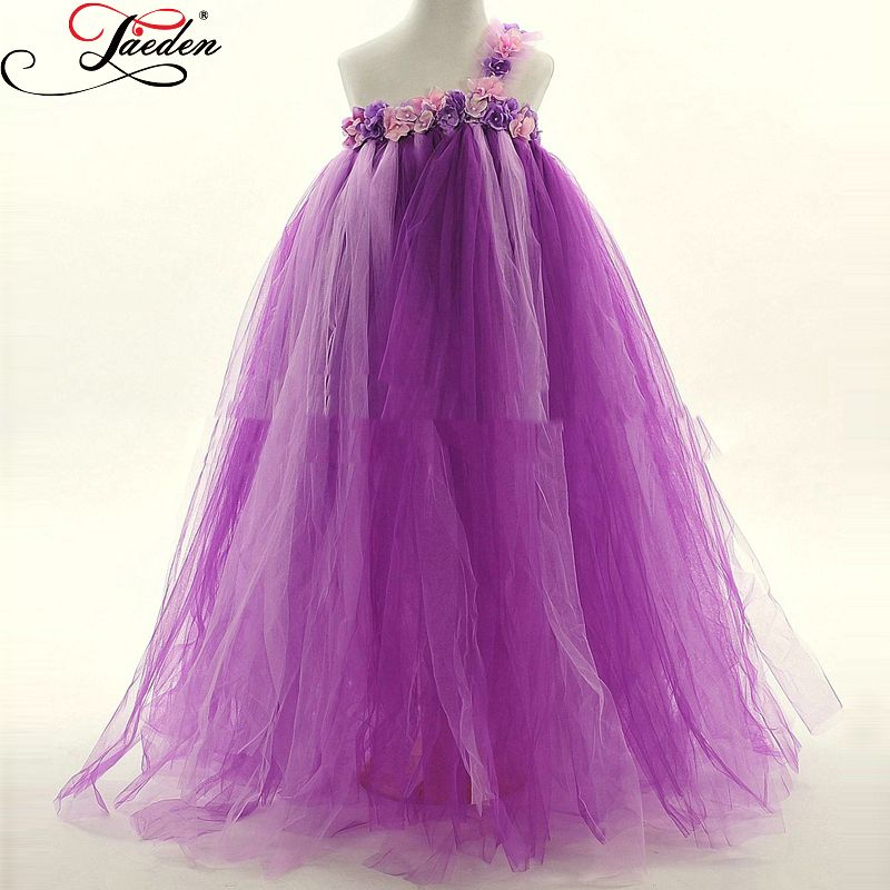 Find More Flower Girl Dresses Information about JAEDEN Glamorous One ...