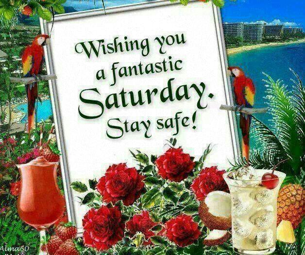 Blessed Saturday