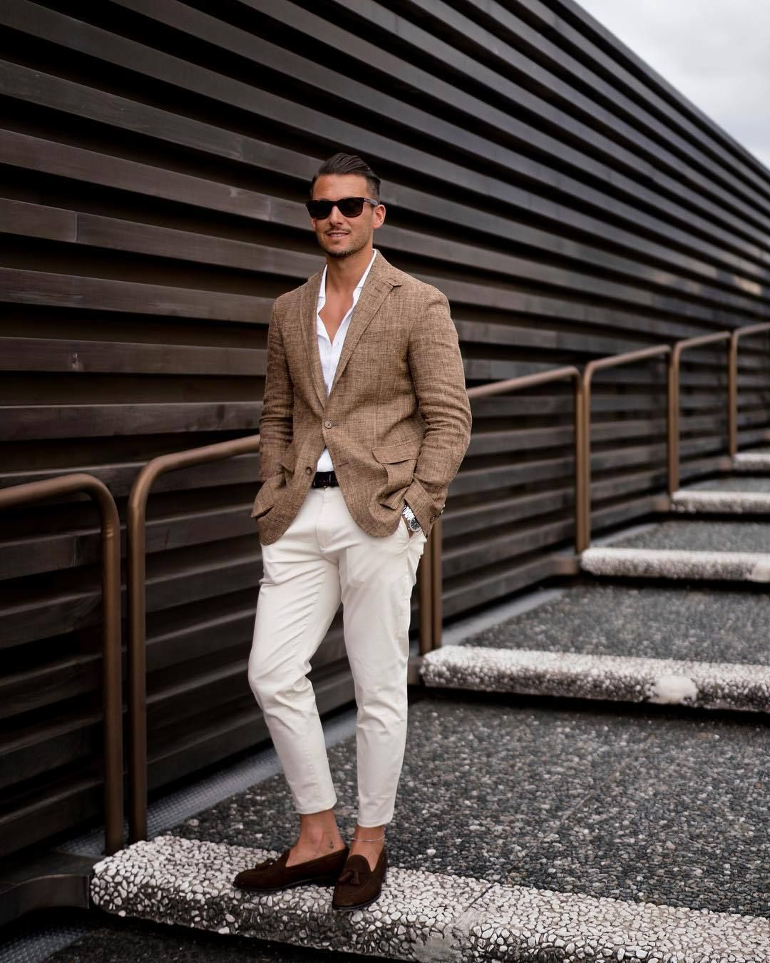 63ab0a6a46 5 Smart Business Casual Outfits To Try Now  businesscasual  outfits   mensfashion