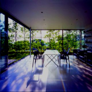 Wall-less House by Tezuka Architects, Tokyo, Japan