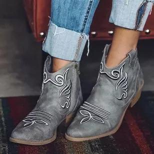 Kup Buty Buty Sklep Online Modne Damskie Buty Buty Wyprzedaz Floryday Boots Flat Heel Boots Ankle Boots Flat