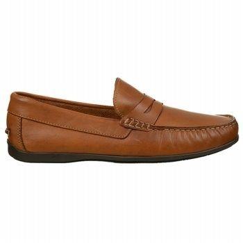 02d51ae4b53 Florsheim Men s Jasper Penny Loafers (Cognac)