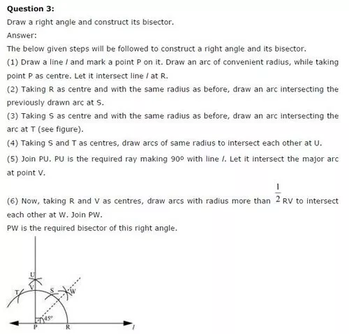 Ncert Solutions For Class 6 Maths Chapter 14 Practical Geometry Ex 14 6 Ncertsolutionsforclass6maths Class6mathsncertsolutions Class 6 Maths Math Solutions