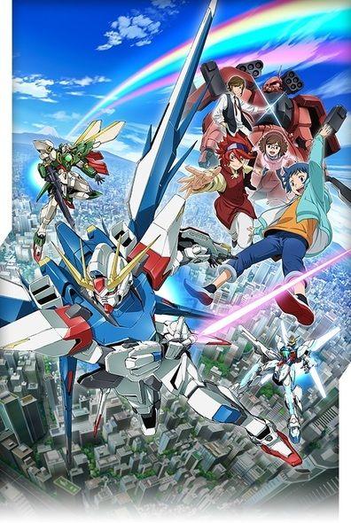 Gundam Build Fighters Gundam Build Fighters Gundam Gundam Build Fighters Try