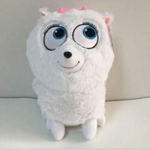 The Secret Life of Pets Mini size 15-28cm dog Plush Toys dolls Mike&rabbit&Cat&Pomeranian Quality toys Decoration