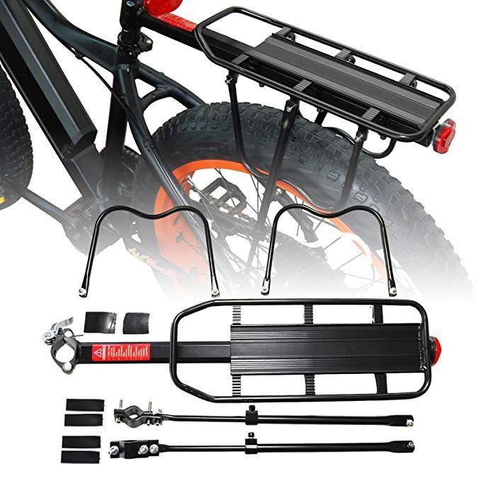 Addmotor Bicycle Touring Carrier Universal Adjustable Bike