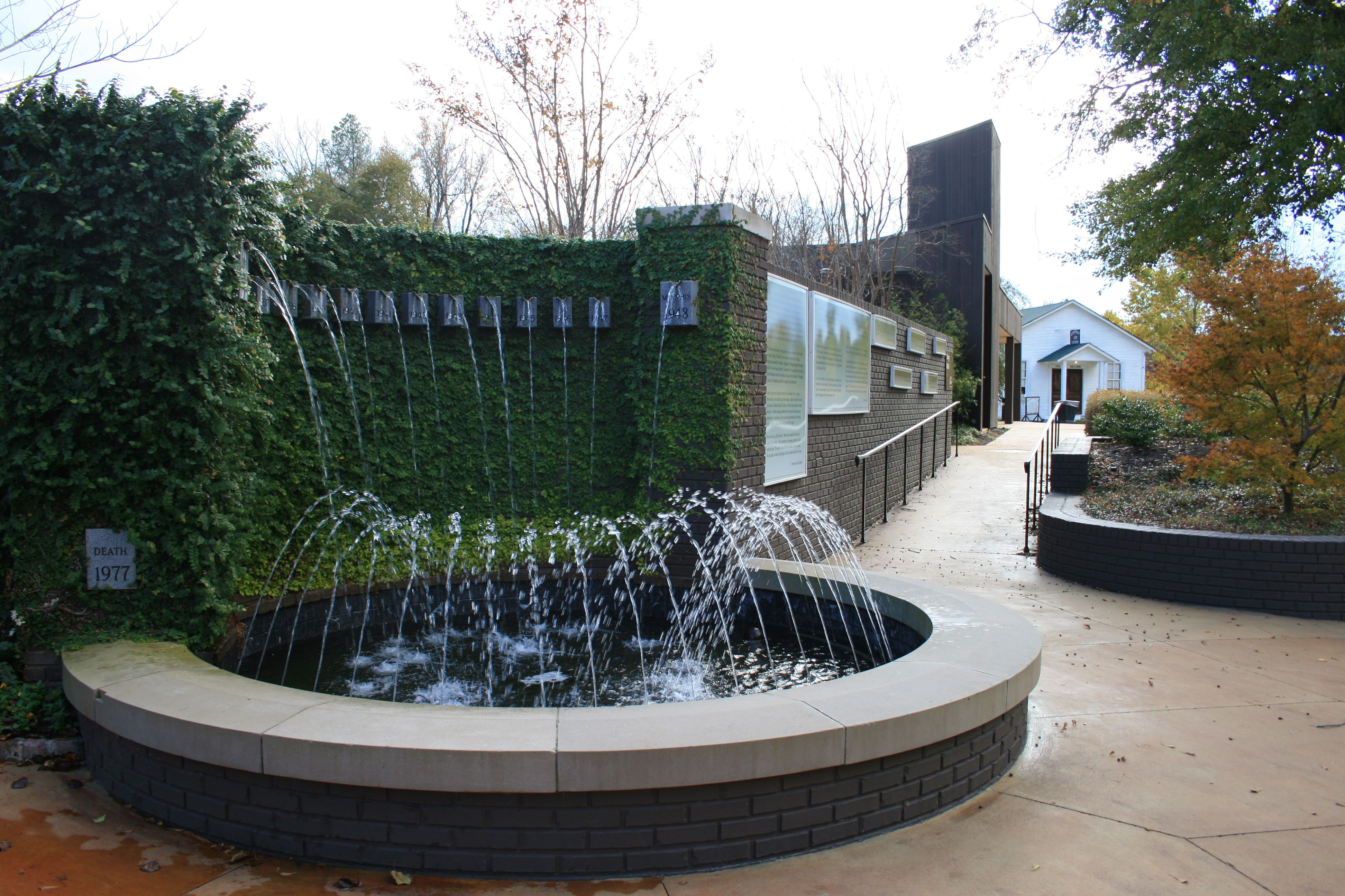 Fountain, Tupelo, Mississippi