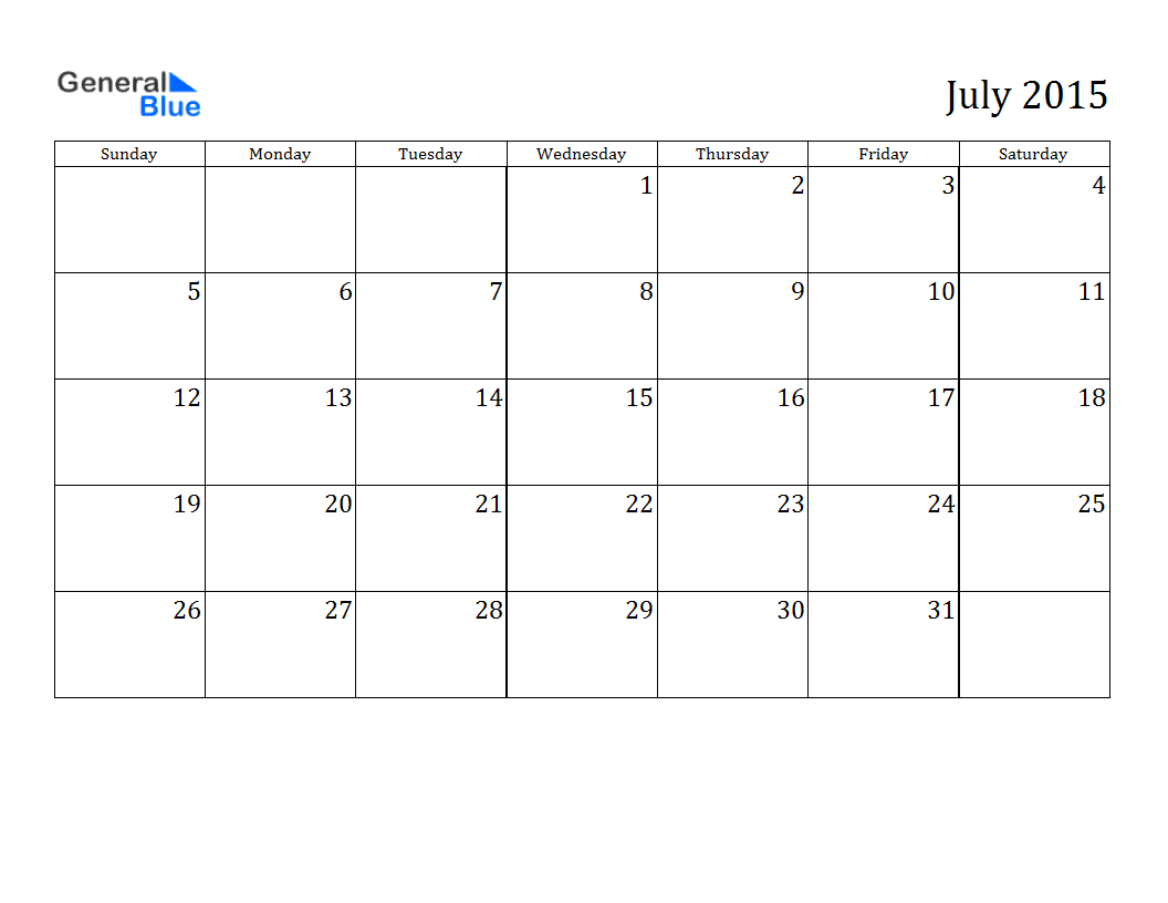 calendario mensual 2015 excel - Gidiye.redformapolitica.co