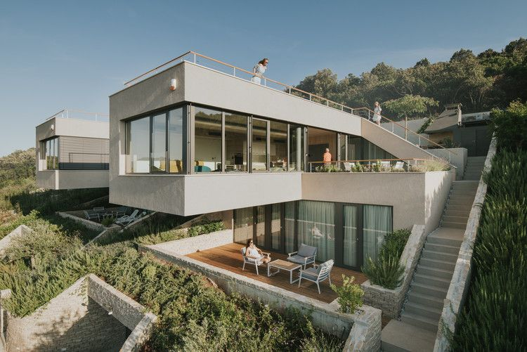 Tinel vacation houses sodaarhitekti marko mihaljevi also architecture pinterest rh