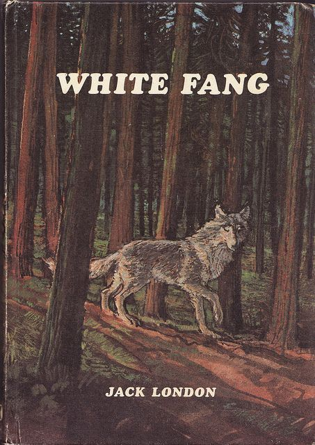 Vintage Hardcover White Fang By Jack London