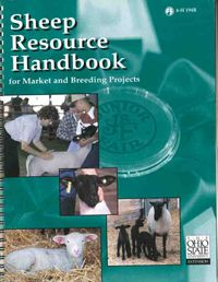 Sheep Resource Handbook for Market and Breeding Projects - Ohio State