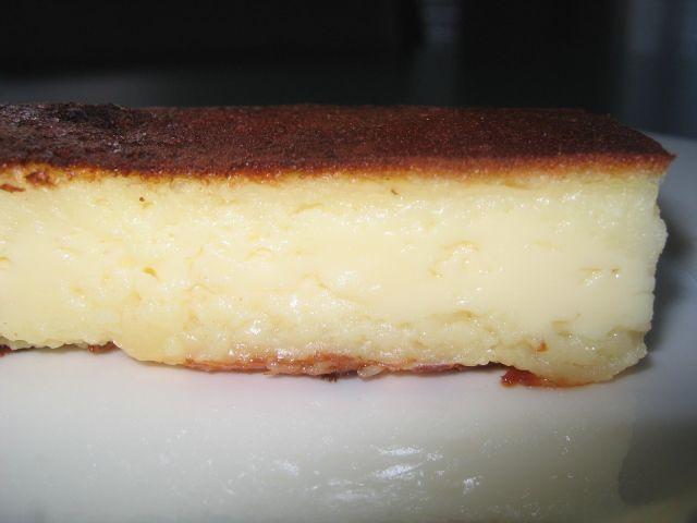 Flan pâtissier - Ranskalainen vaniljapannukakku