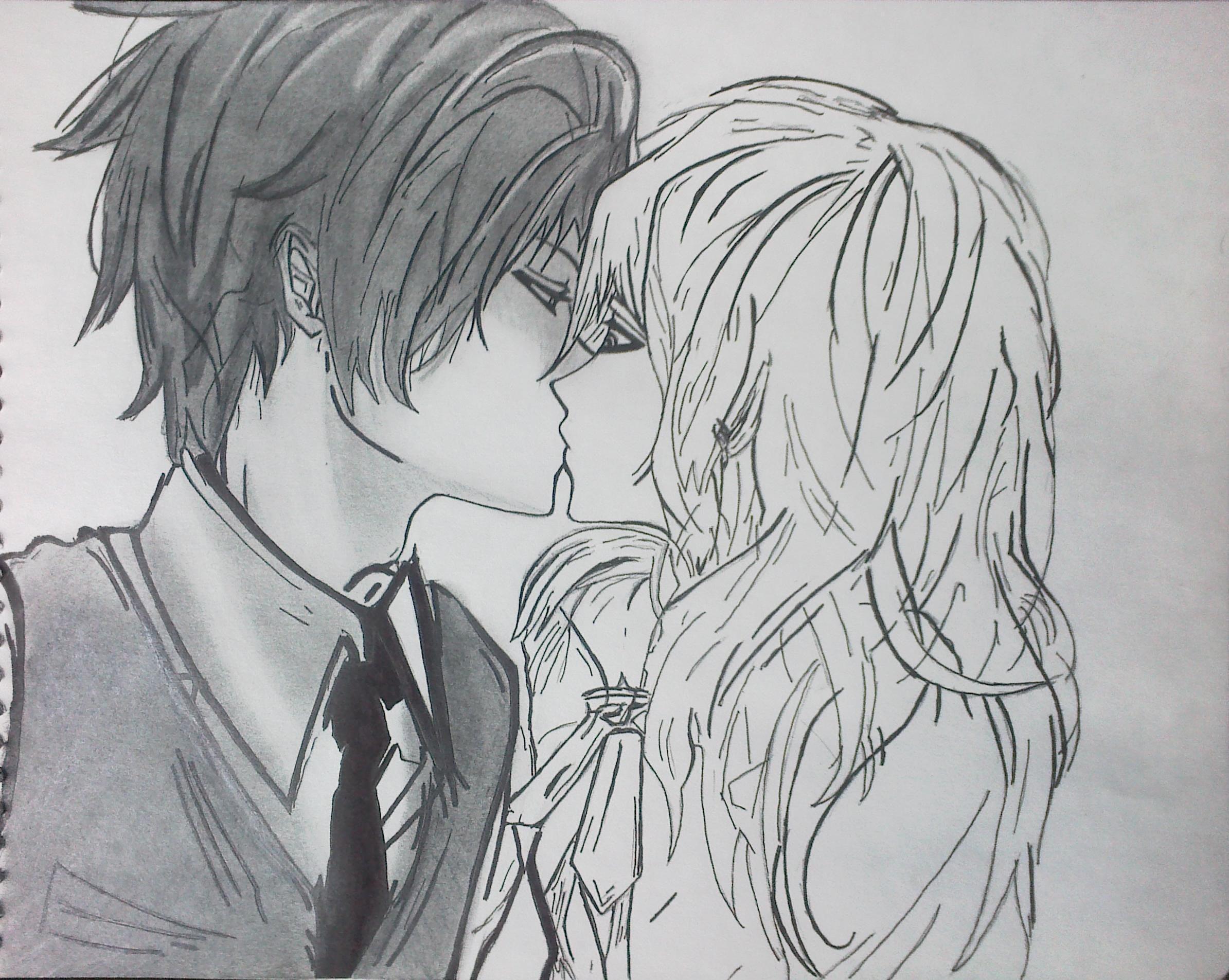 Resultado de imagen para dibujos romanticos a lapiz | te quiero ...