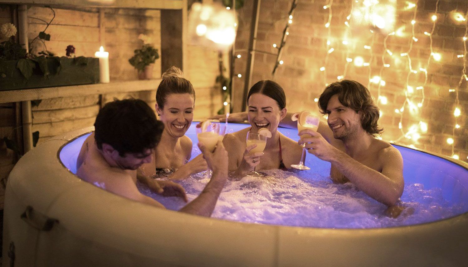 We review and round up the top 6 best inflatable hot tub spas for ...