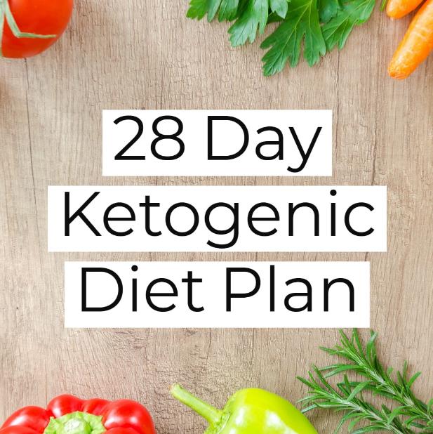 Free 28 Day Keto Low Carb Meal Plan Pdf Download 4 Week Keto Ketogenic Diet Plan Low Carb Meal Plan Keto Meal Plan