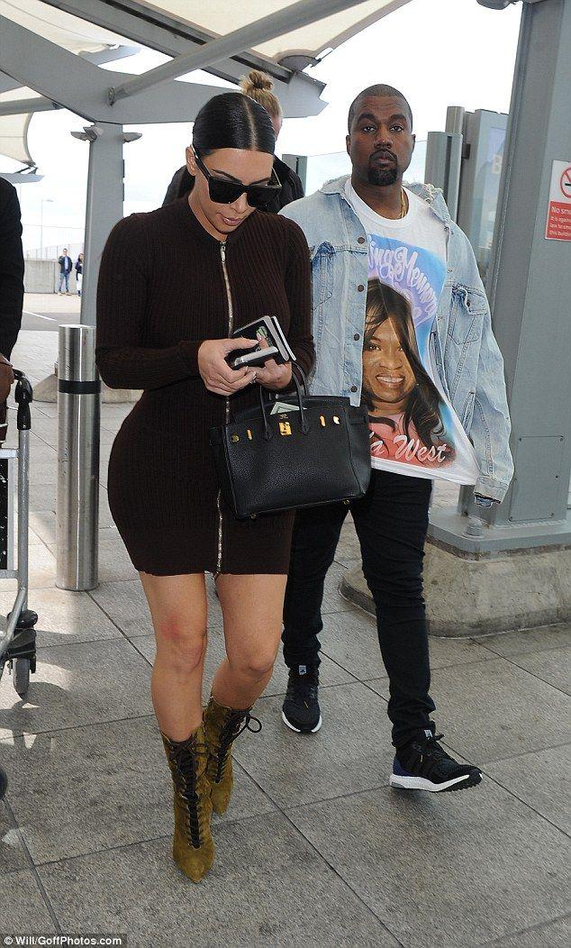 Kanye West Weird Clothes 10
