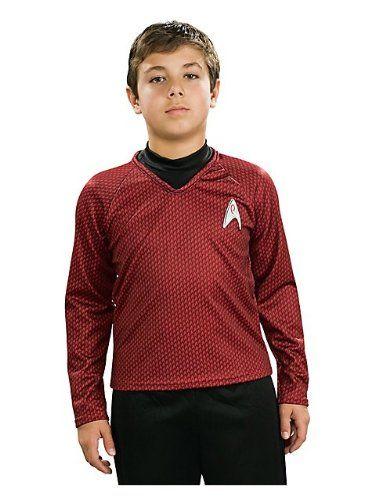Star Trek into Darkness Deluxe Captain Kirk Costume #Star #Trek #Darkness #Deluxe #Captain #Kirk #Costume