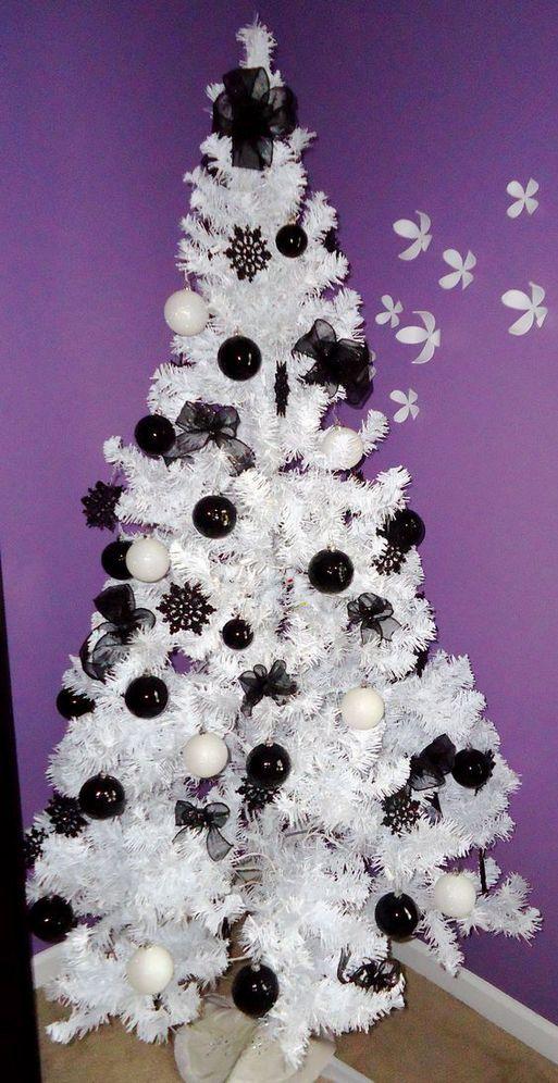 white christmas decorations ideas_32
