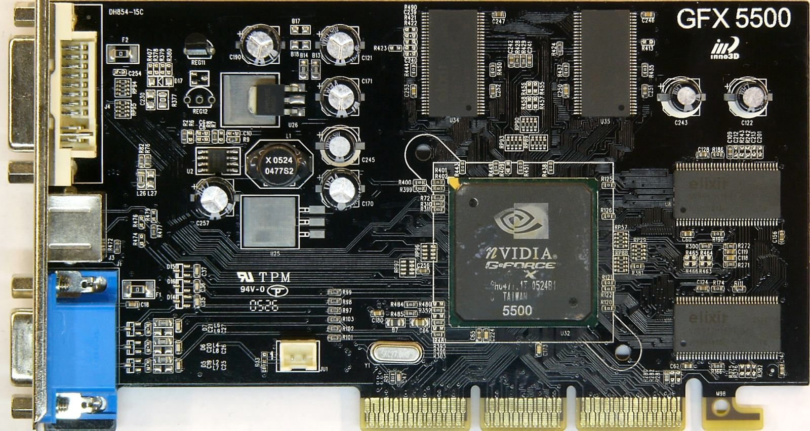 INNO3D FX5500 VIDEO CARD WINDOWS 7 DRIVER DOWNLOAD