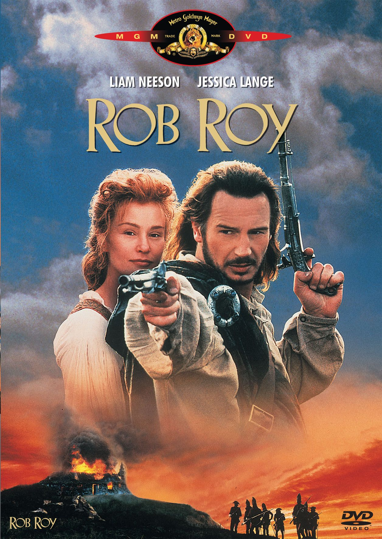 Rob Roy 1995 Rob Roy Jessica Lange Liam Neeson
