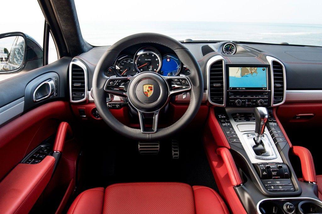 2015 Porsche Cayenne Turbo S Interior Dailyotomotive Porsche Cayenne Cayenne Turbo Porsche 911 Gt3