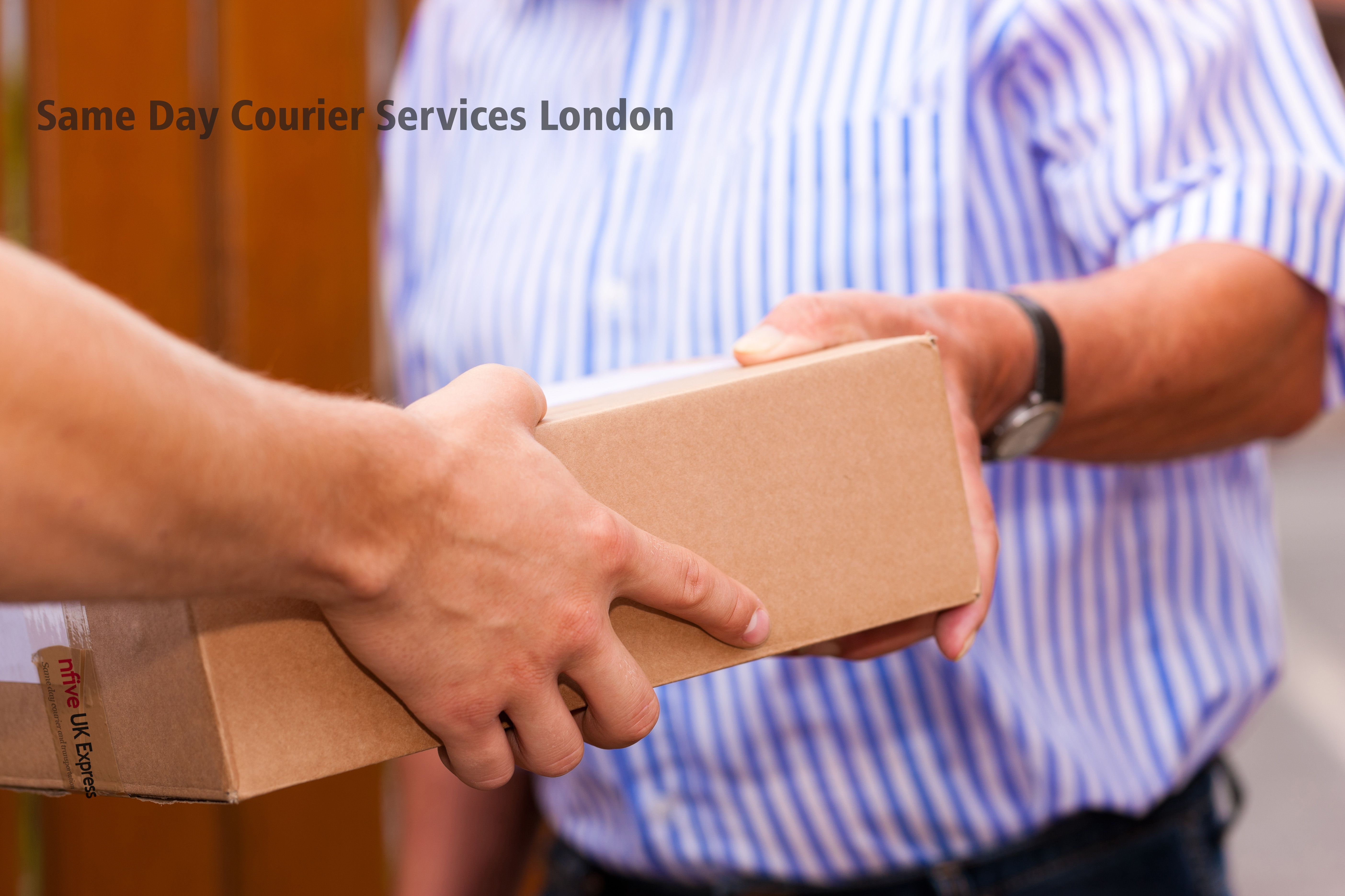 A reliable courier service is very important for business