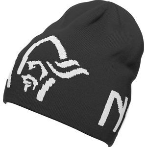 The Norrøna /29 Logo Beanie uses museling-free merino wool to keep your head warm and toast. Merino wool is naturally breathable, wicking, and antimicrobial so your head will feel great, and your beanie won't end up smelling like a sock.