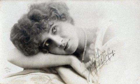 Baby Name Image: Seeking a glamorous Gertrude - Nameberry ...