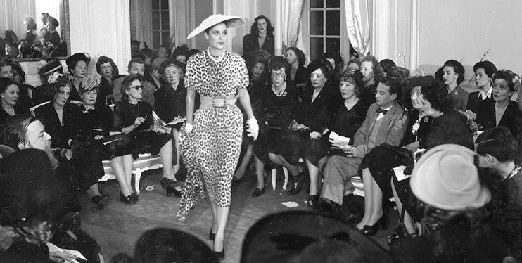 Мода 50-х годов: стиль Нью-Лук в одежде, фото и примеры в ...