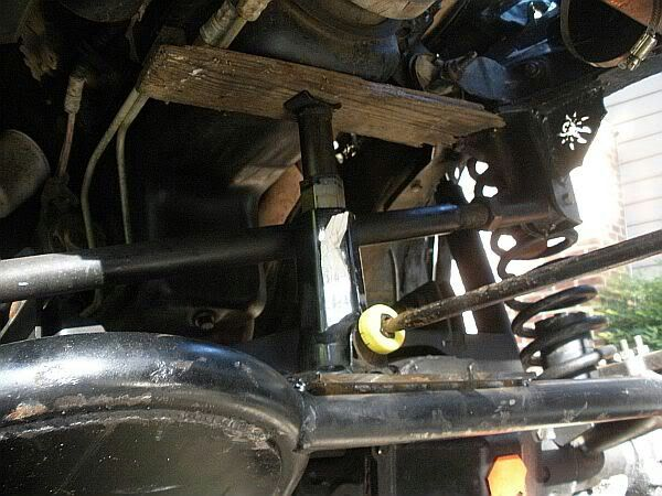 This Is A Idea On How To Change Motor Mounts Need To Get That