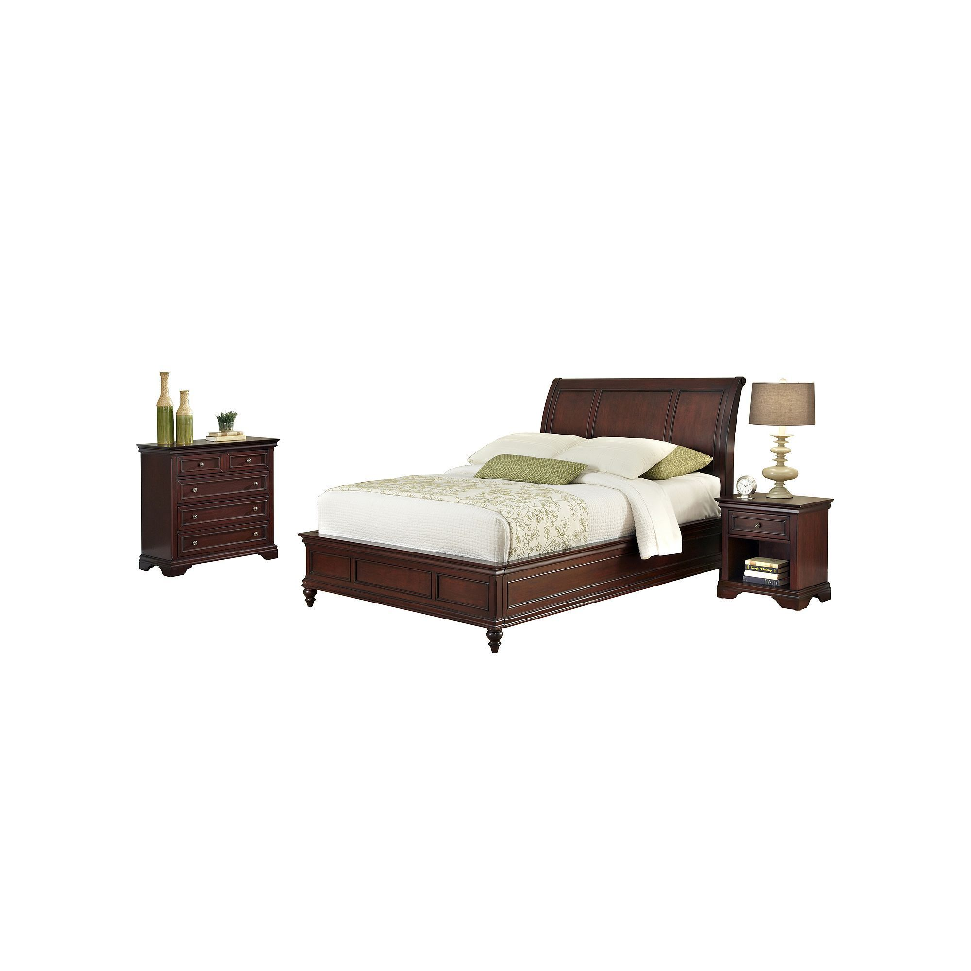 Home Styles Lafayette 5-pc. Queen Headboard