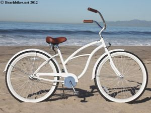 I soooo need a beach cruiser!!!