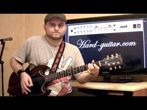 The Rolling Stones I Can`t Get No Satisfaction Guitar Lesson (how to ...