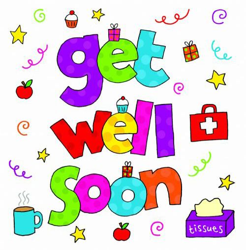 Get Well Soon Maggie Well All Be Thinking About You Soccer