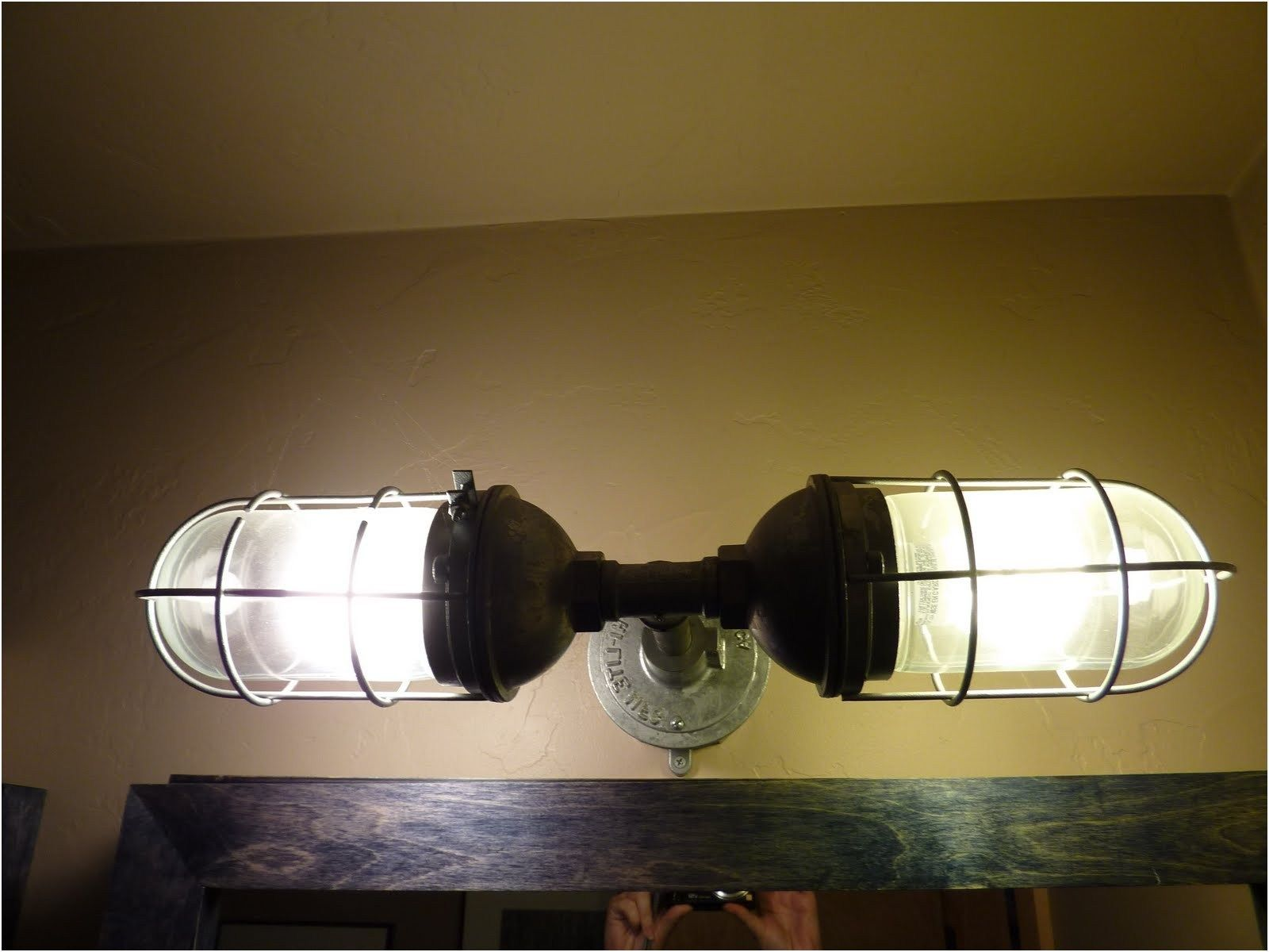 lighting industrial look. Industrial Look Bathroom Fixtures Find This Pin And More On From Style Lighting B