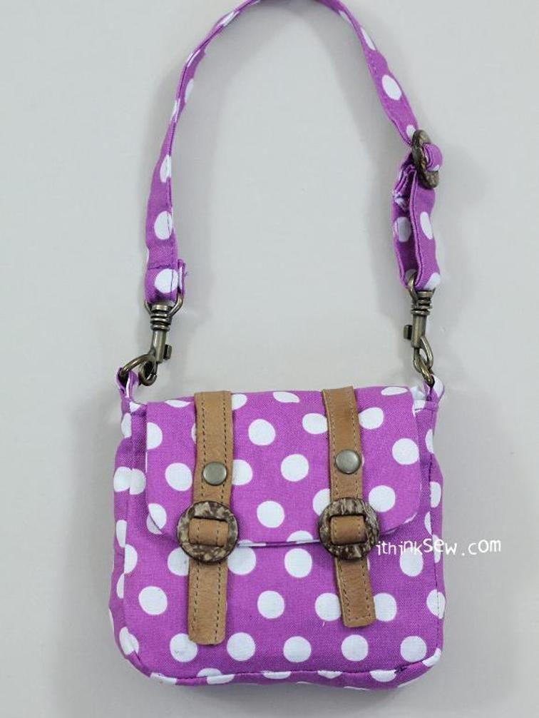 881 Sadie Baby Satchel Bag PDF Pattern | sewing patterns | Pinterest