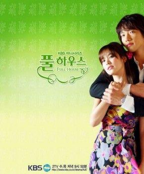 Full House / 풀하우스 (2004) | Full house korean drama, Full ...