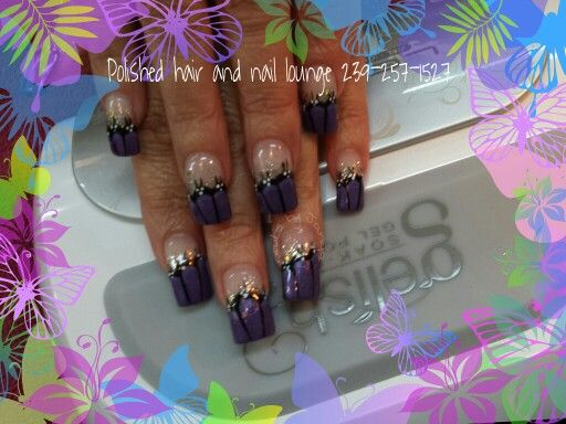 Gelish nail design by janya cape coral fl i love nailz pinterest gelish nail design by janya cape coral fl prinsesfo Images