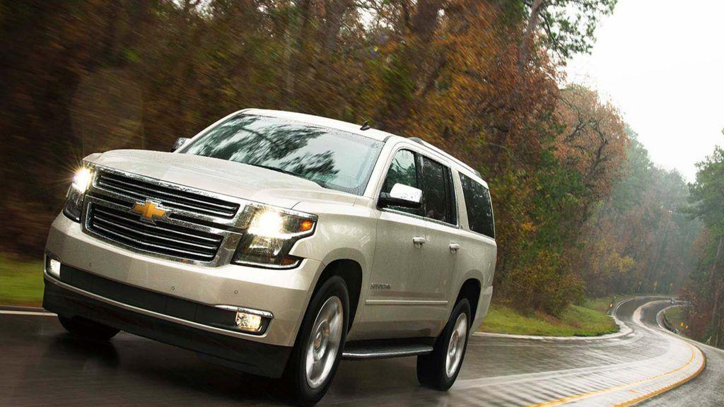 New 2019 Chevrolet Suburban Diesel Suburban Chevrolet