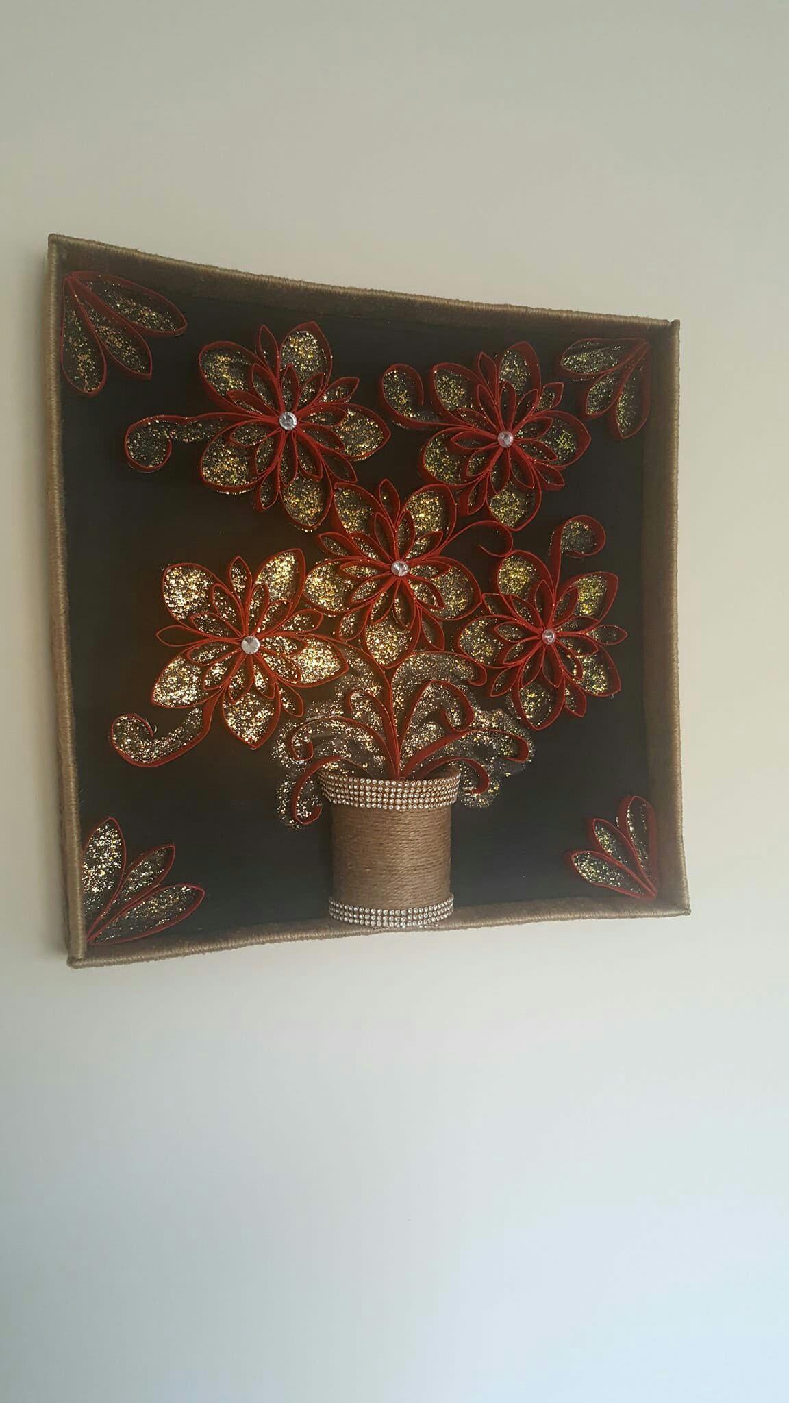 #Toiletrollflowers #handmadebyciuleimihaela