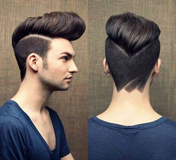 9 Pompadour Hairstyles Haircuts For Men