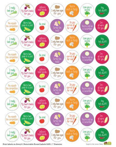 Avery 6450 Template : avery, template, Veggie, Stickers, Farmer, Hobby, Farms, Farmers, Market, Stickers,, Valentine