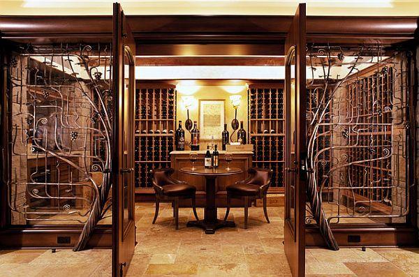 Eight Inspiring Wine Cellar Designs For Any Wine Lover Wine Cellar Inspiration Home Wine Cellar Design
